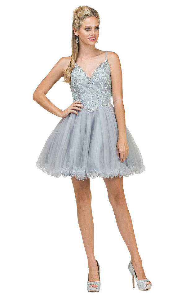 Dancing Queen 2004 Dress Aqua