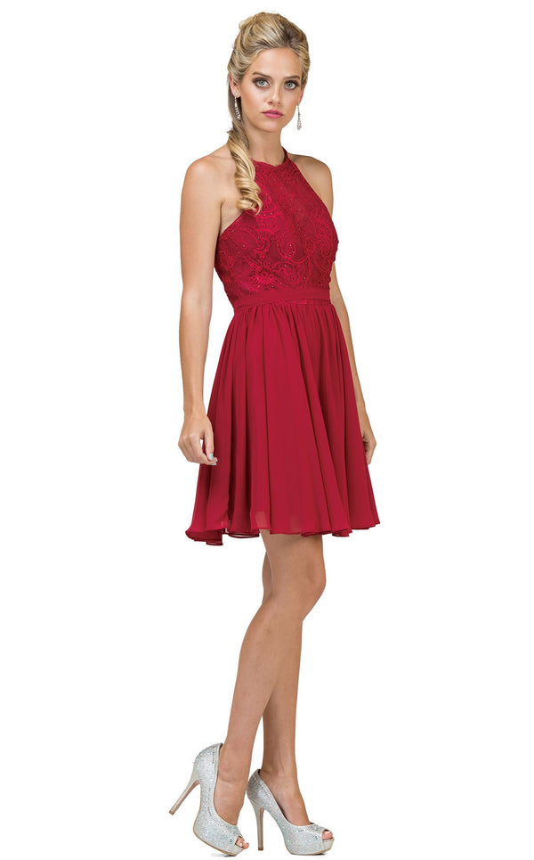 Dancing Queen 2010 Dress Blush