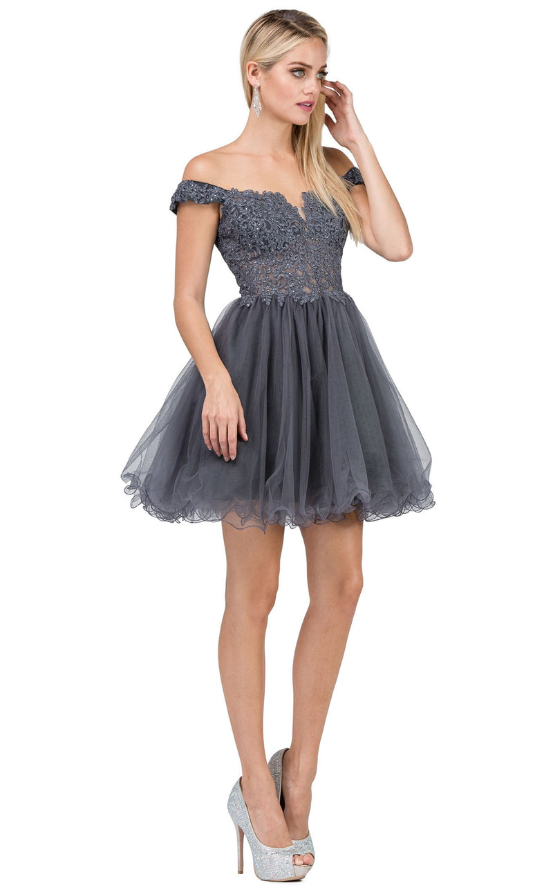 Dancing Queen 2248 Dress Charco