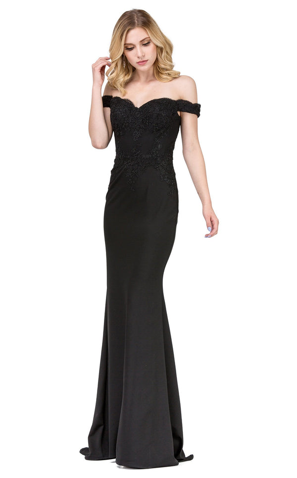 Dancing Queen 2562 Dress Black