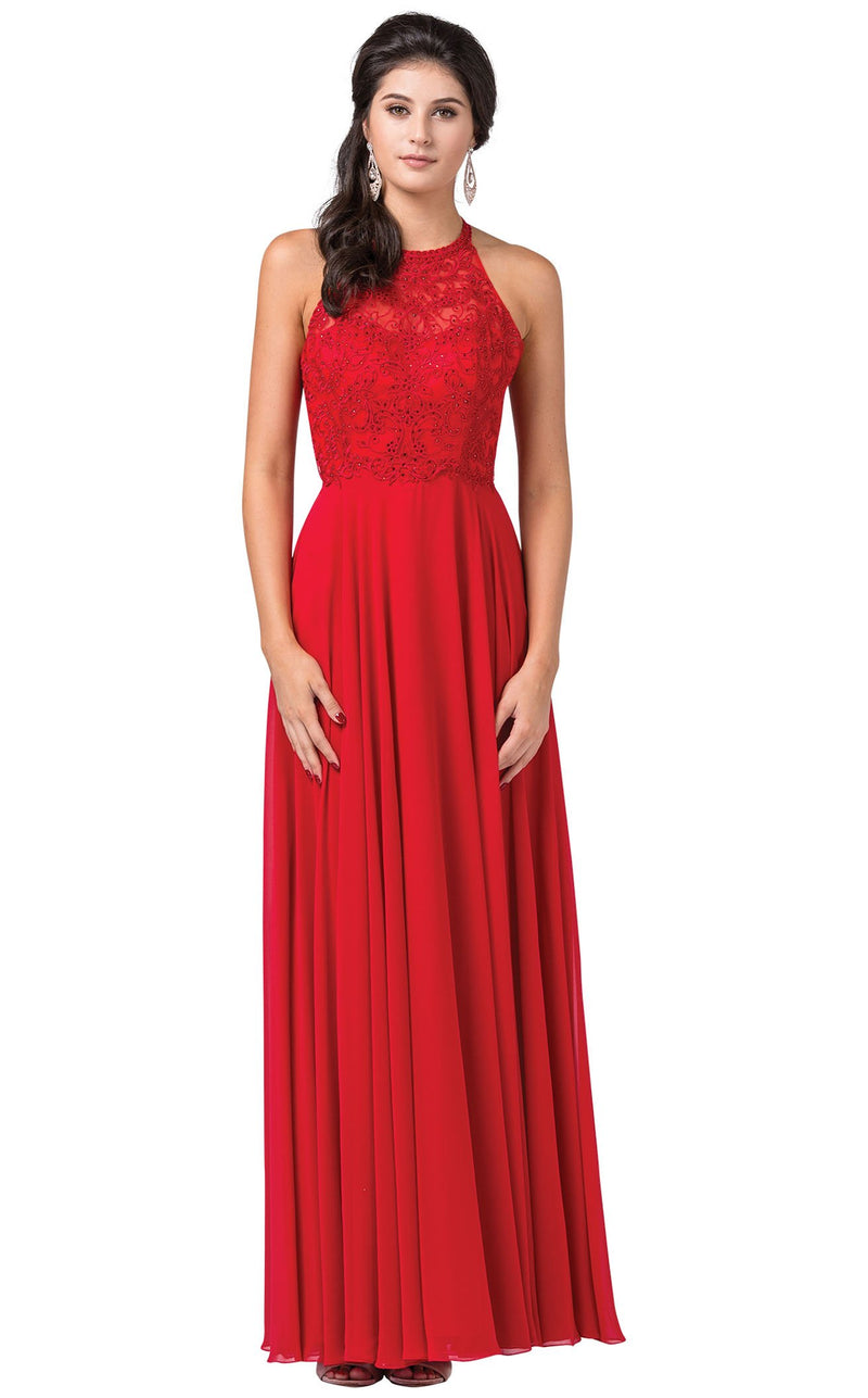 Dancing Queen 2678 Dress Red