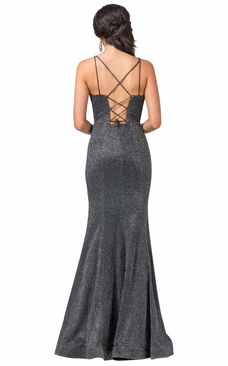 Dancing Queen 2698 Dress Dark-Charcoal