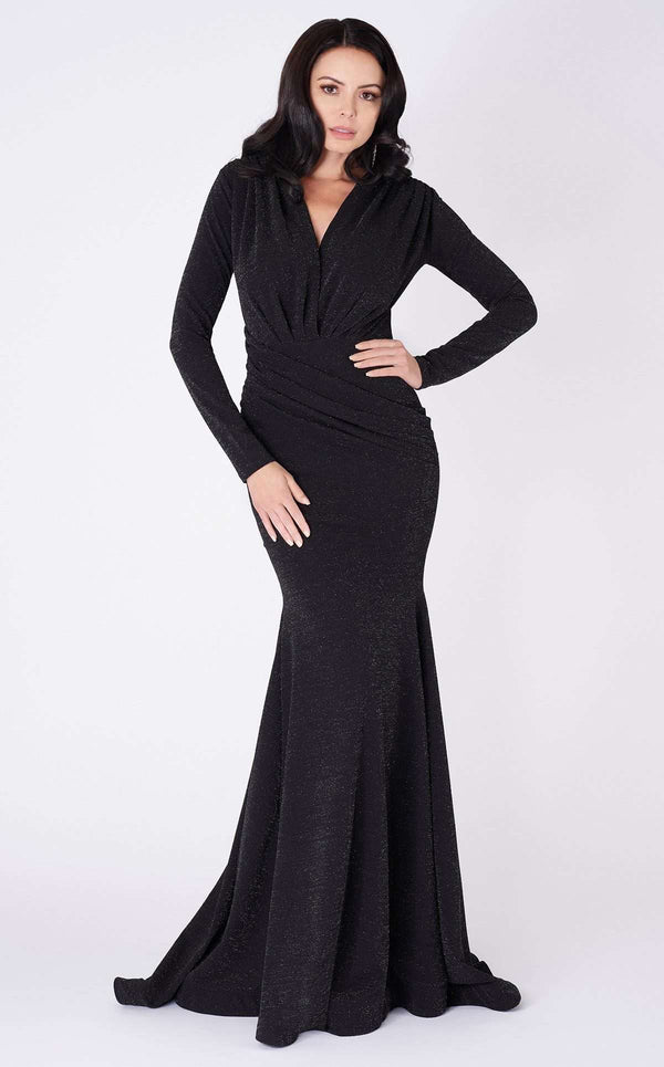 MNM Couture L0002C Dress Black