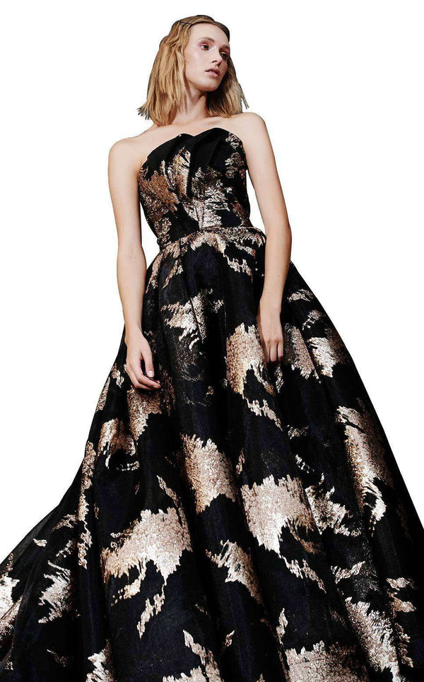 MNM Couture N0290 Dress Black