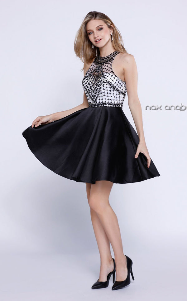 Nox Anabel 6243 Dress Black