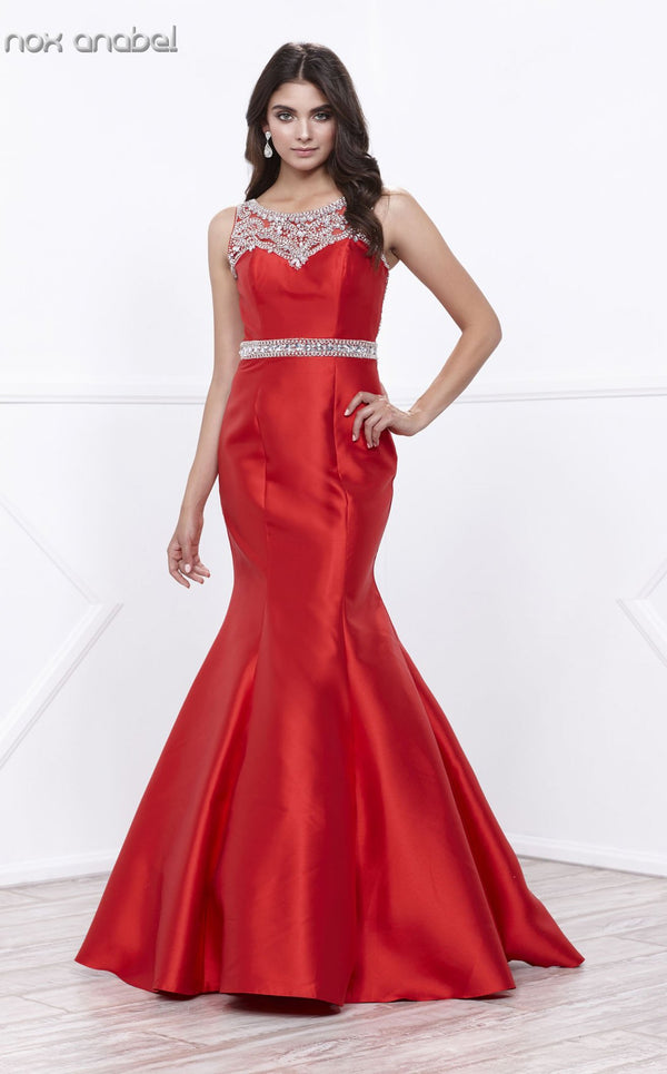 Nox Anabel 8299 Dress Red