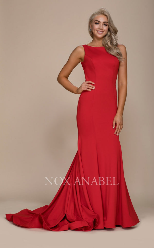 Nox Anabel C022 Dress Red