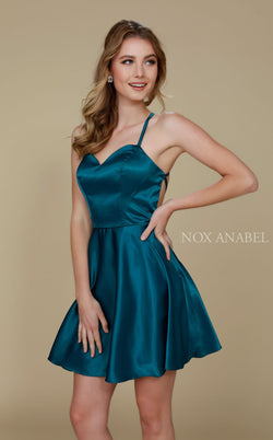Nox Anabel M658 Dress Green