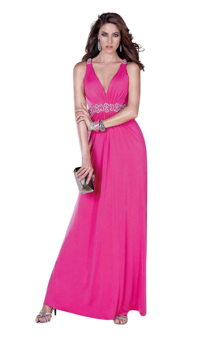 Alyce 35717 Hot-Pink