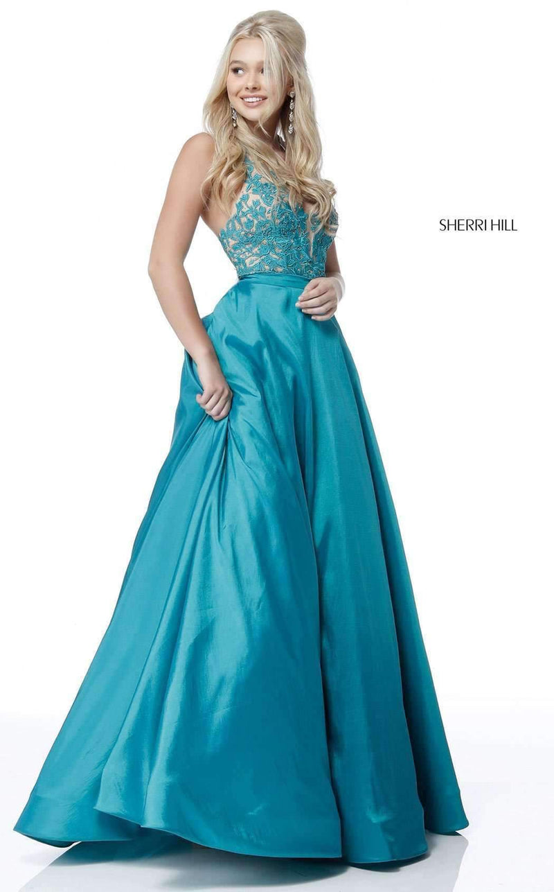 Sherri Hill 51643CL Dress