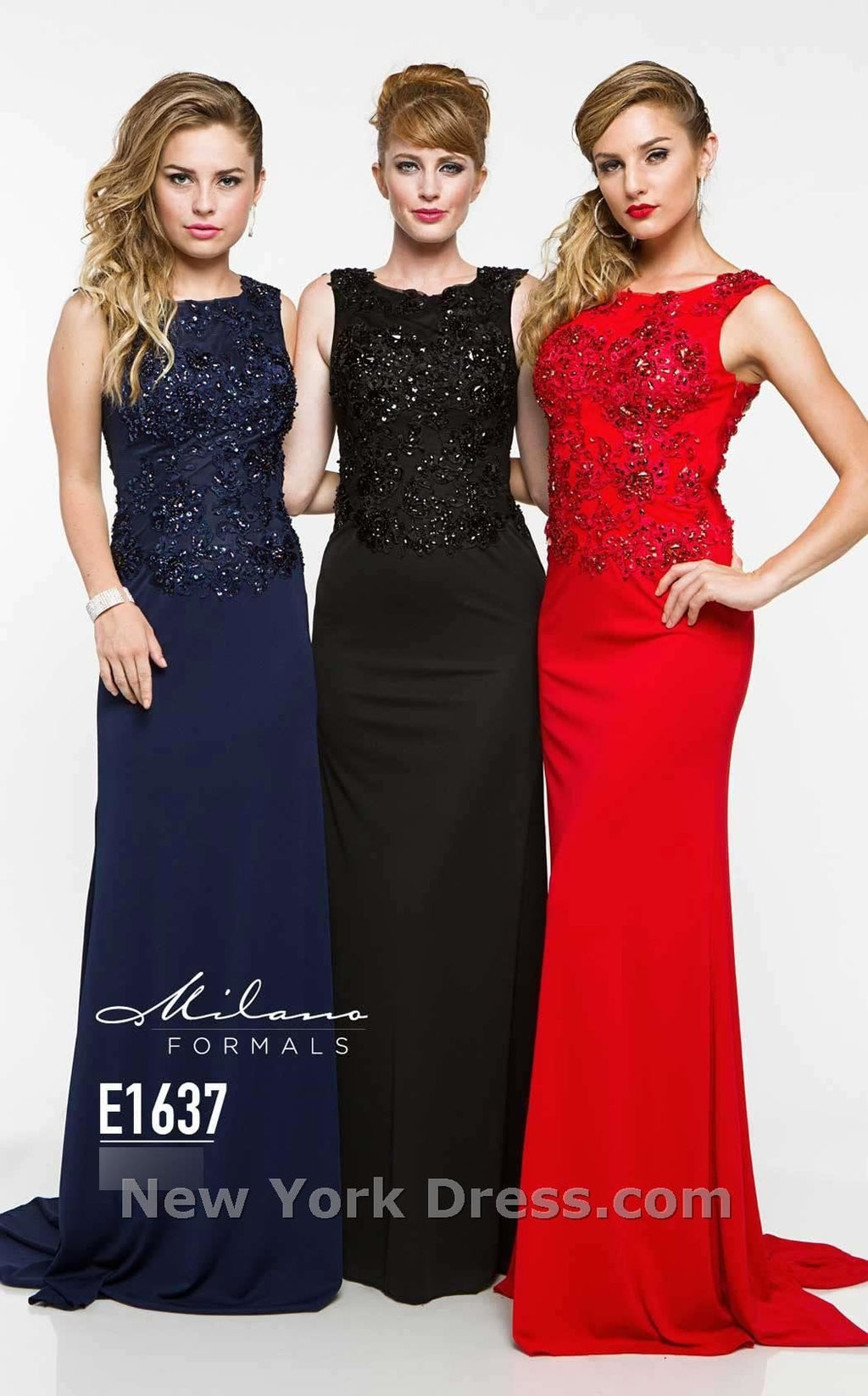 Milano Formals E1637 Dress