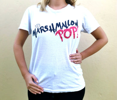 Marshmallow Pop Unisex T-shirt