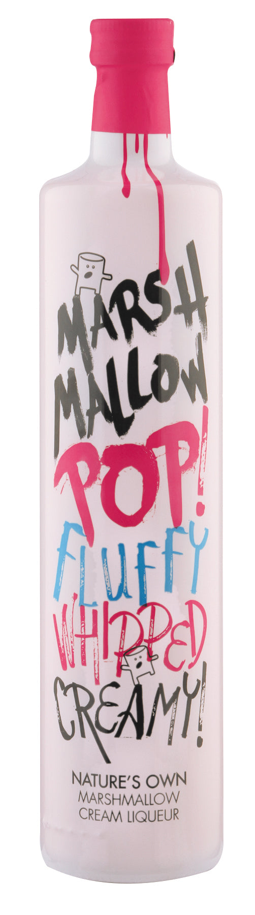 Marshmallow POP! Cream Liqueur