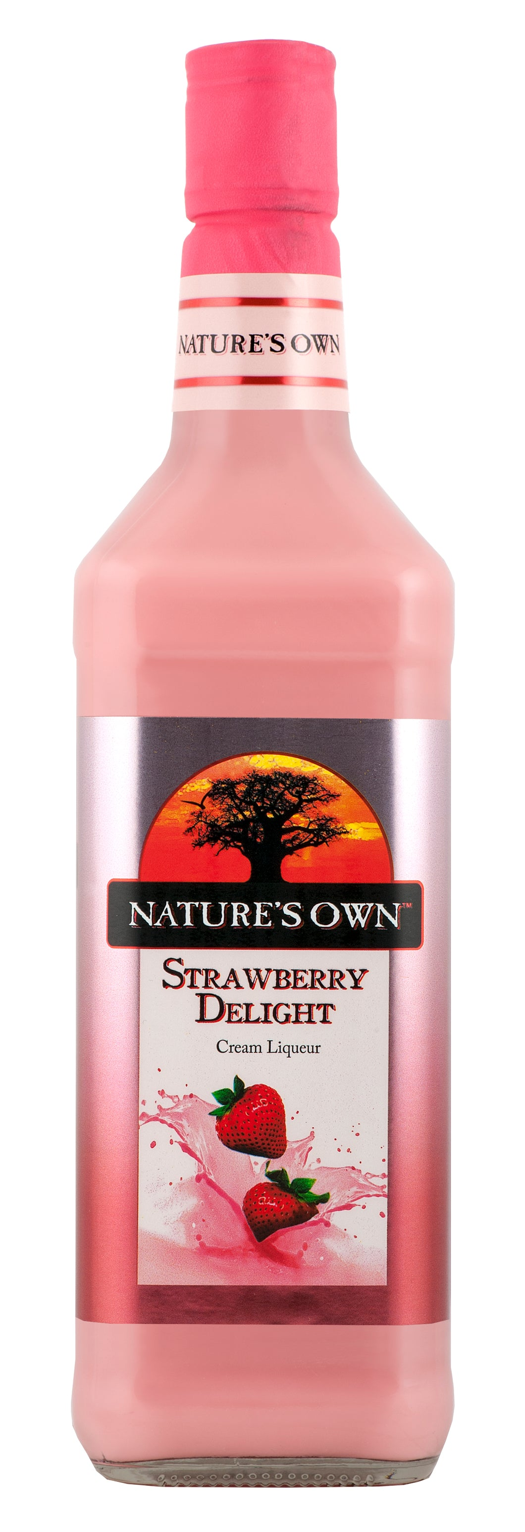 Nature's Own Strawberry Delight Cream Liqueur