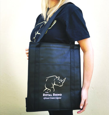 The Royal Rhino Cooler Bag