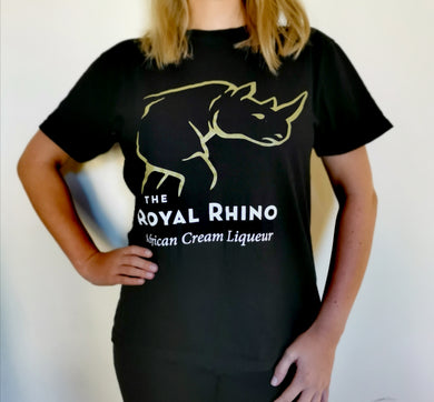 The Royal Rhino Unisex T-shirt