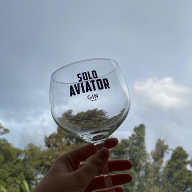 Solo Aviator Gin Glass Set of 6