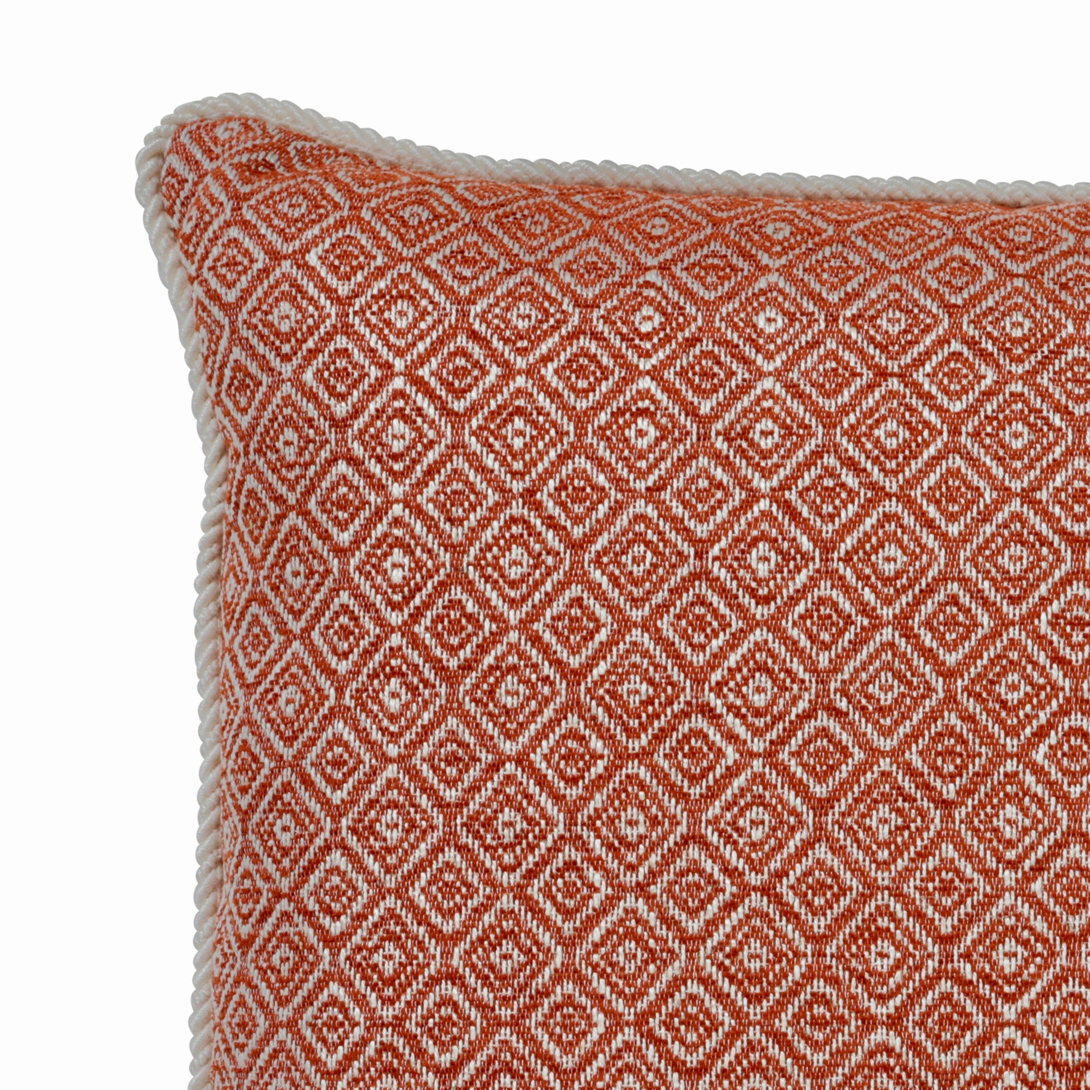 Sofakissen Orange MUSCAT 50x40| Manufaktur Kissenliebe®