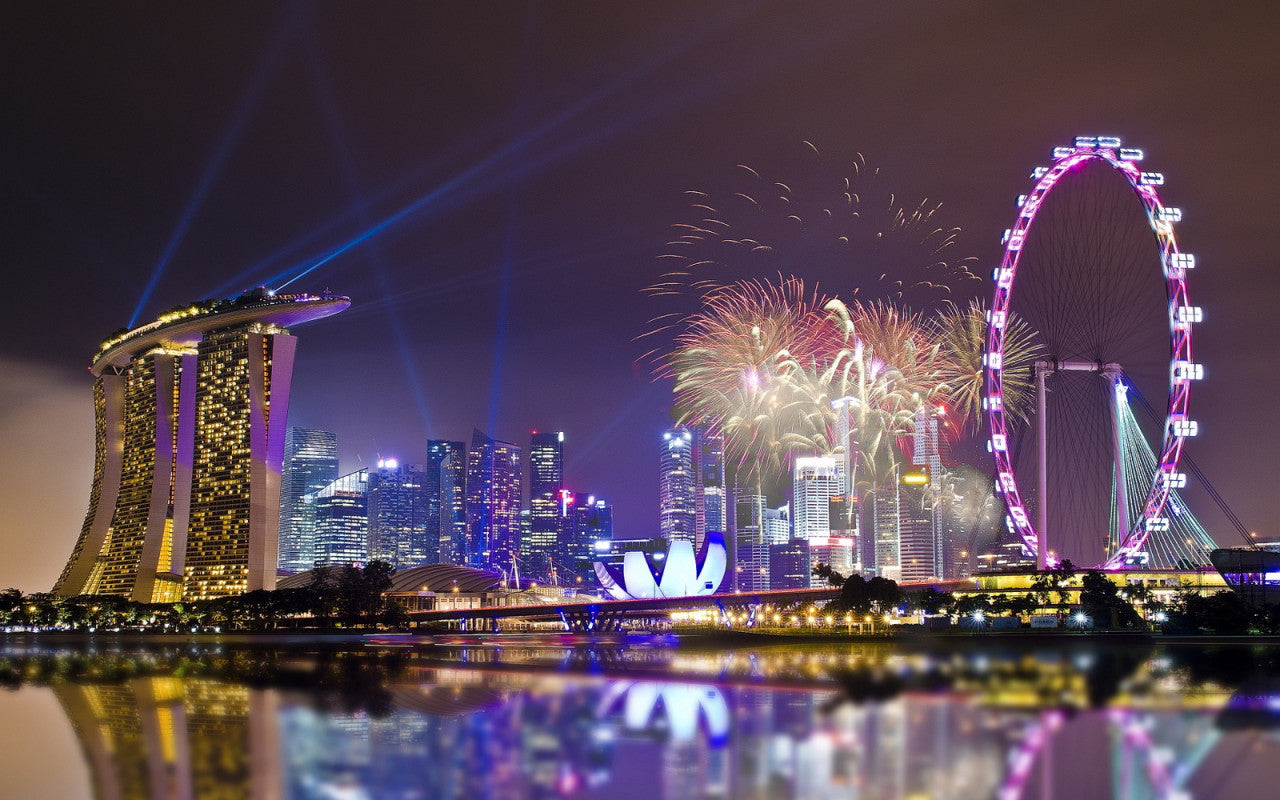 Singapore Popular Tourist Attractions
