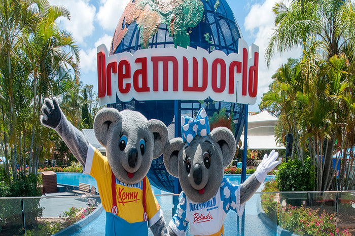 Dreamworld, Whitewater World and Corroboree