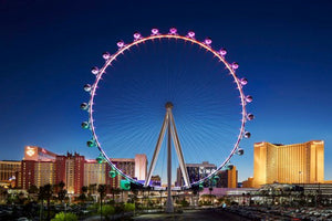 Las Vegas High Roller Admission Ticket
