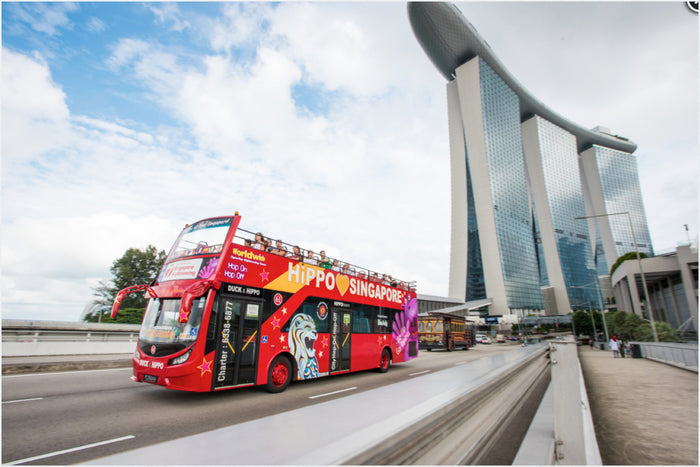 Singapore Hop-on & Hop-off Bus