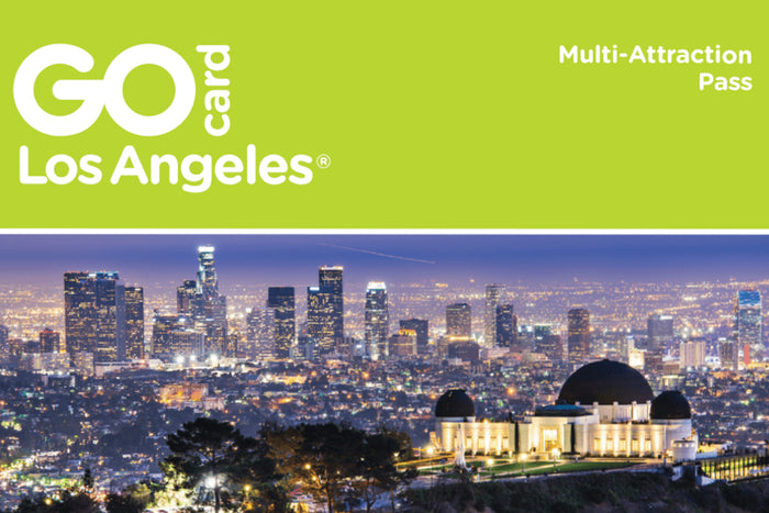 Go Los Angeles Card - All Inclusive Pass