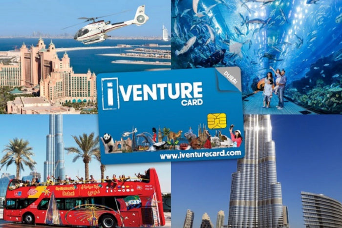 iVenture Dubai Flexi Attractions Pass