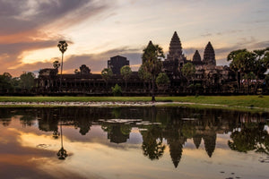 Angkor Temples Sunrise Group Tour