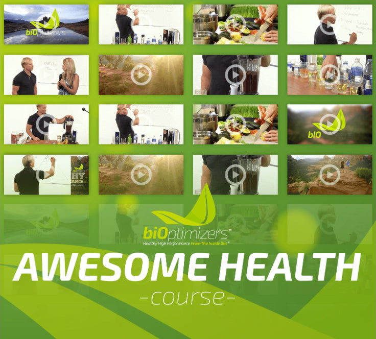 Awesome Health Course - Graphic - 1