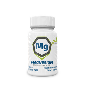 MAGNESIUM BREAKTHROUGH