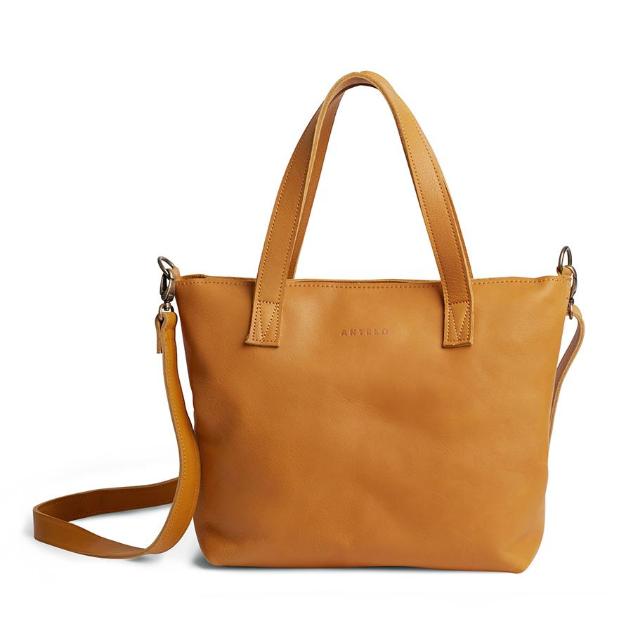 Katie Tote In Mustard - Yours & Mine Online Store South Africa