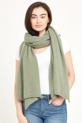Cashmere Travel Wrap Tethys