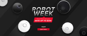 Roborock announces Robot Week deals worth up to $200