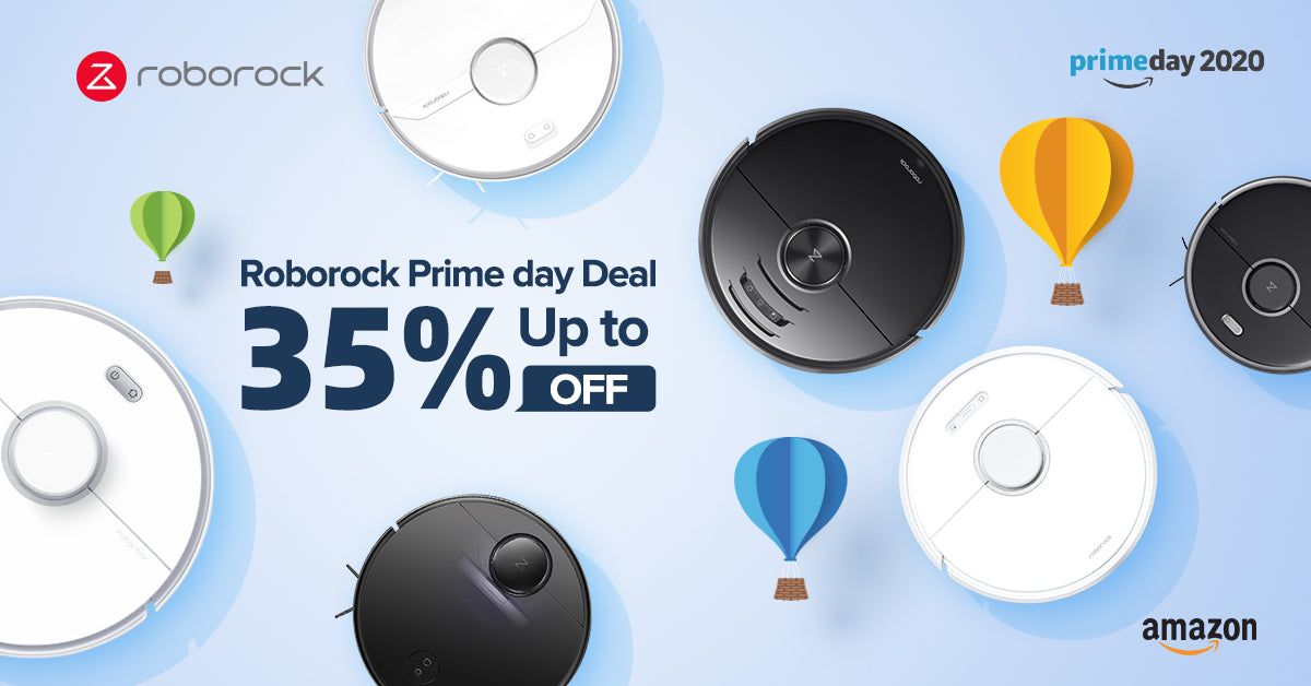Roborock Amazon Prime day 2020