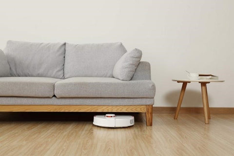 	Robot vacuum and mop