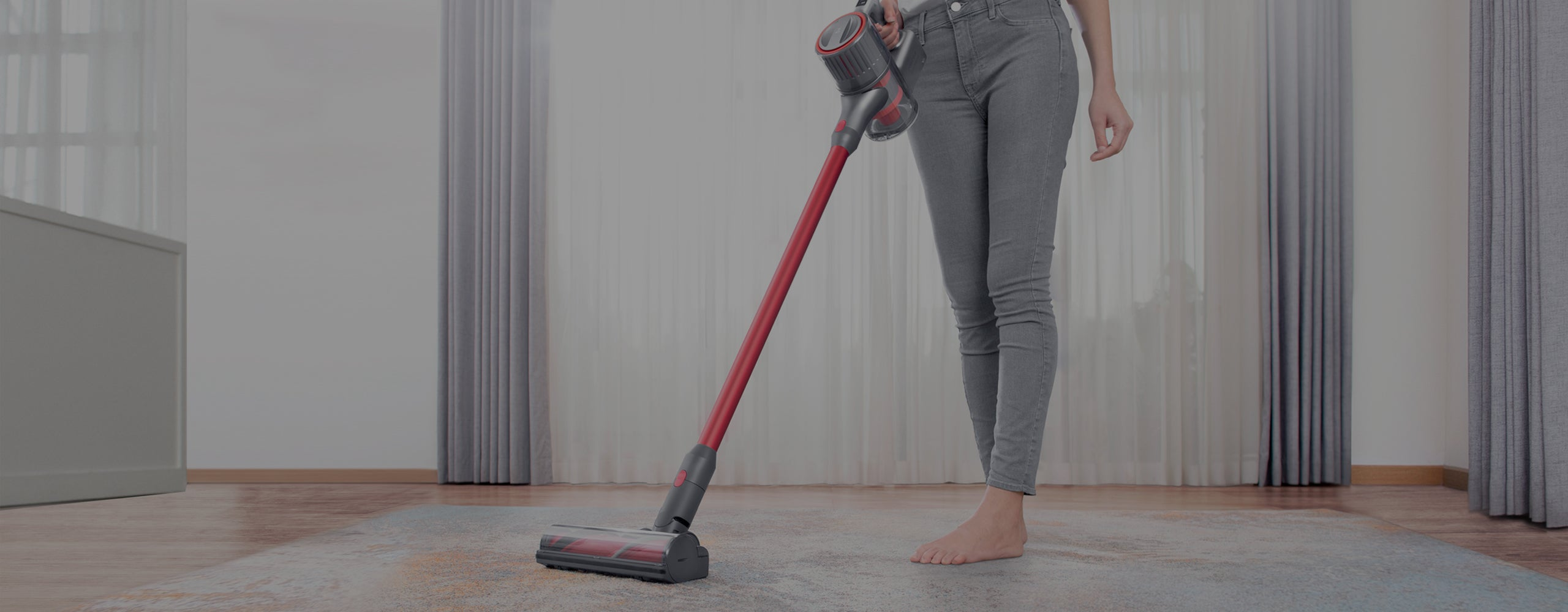 Roborock H6 - Built for Deeper Longer Cleaning