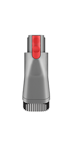 Roborock H6 dusting brush is ideal for dusting and vacuuming flat surfaces