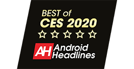 Roborock H6 is awarded the best of CES 2020 by Android Headlines