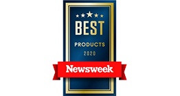 Roborock H6 is awarded one of the best products 2020 by Newsweek