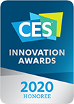 Roborock S5 Max is selected as CES 2020 Innovation Awards honoree