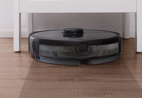 Roborock S5 Max is engineered to make mopping effortless