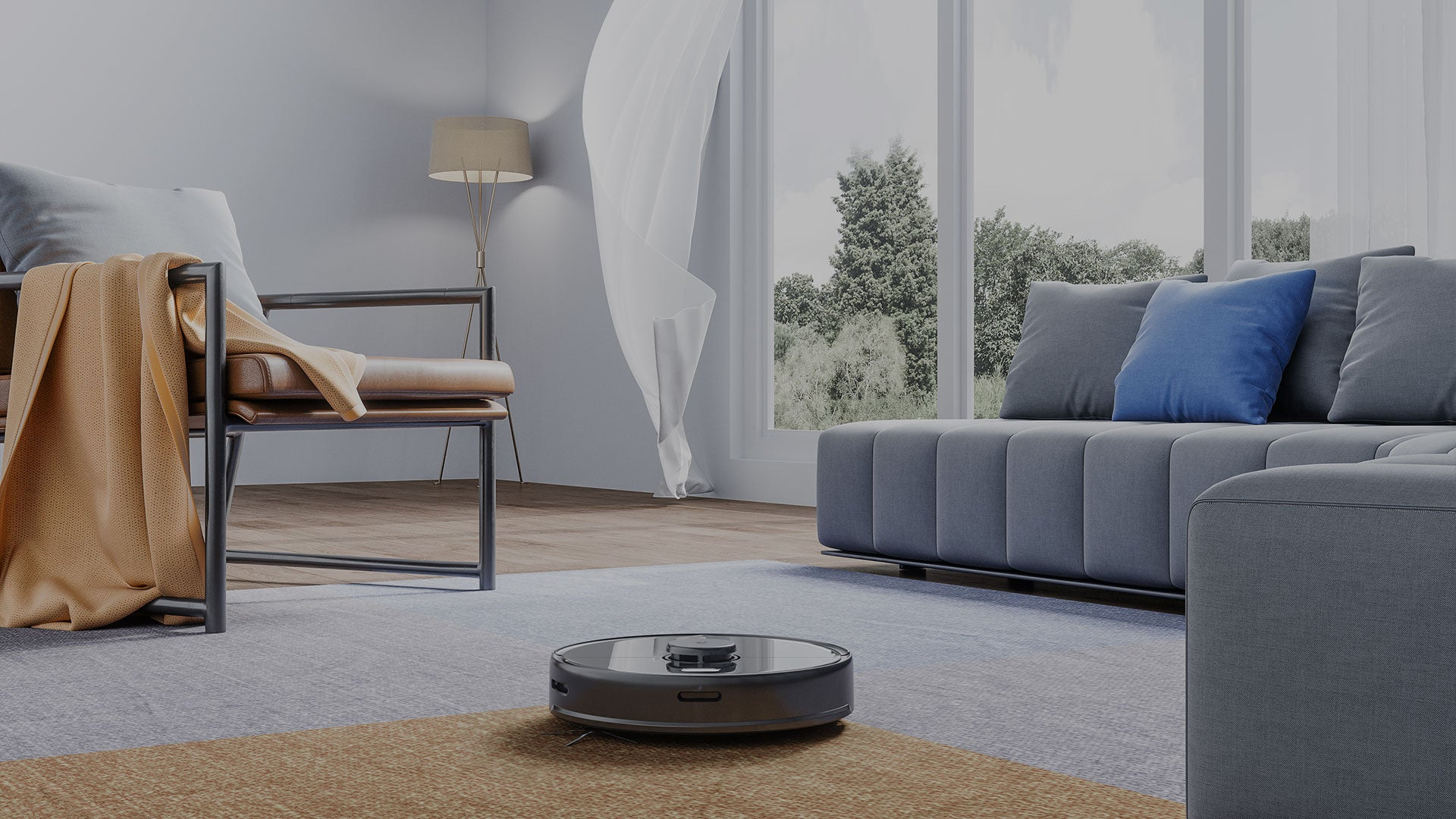 Roborock S5 Max - Every day mopping made easy