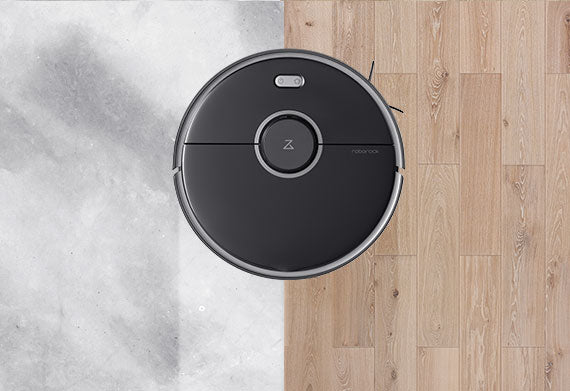 Roborock S5 Max allows you to control water amount for different floors