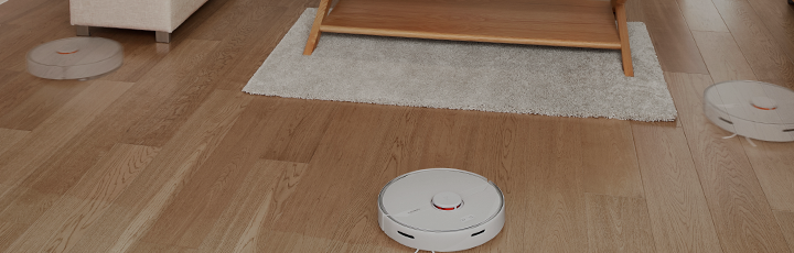 Roborock S6 Pure extended mopping