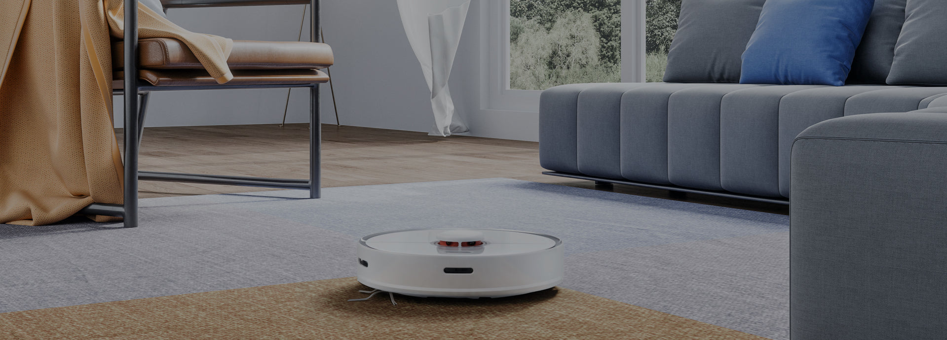 Roborock intelligent robot vacuums