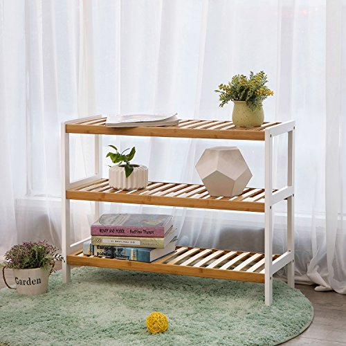 Bamboo Storage Rack