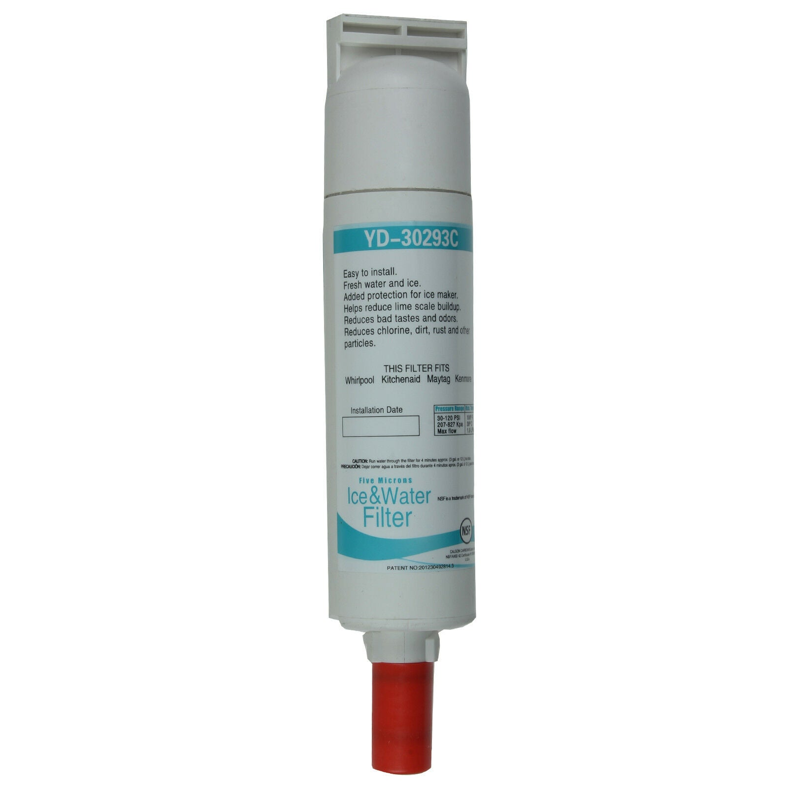 Qualtex Whirlpool Water Filter