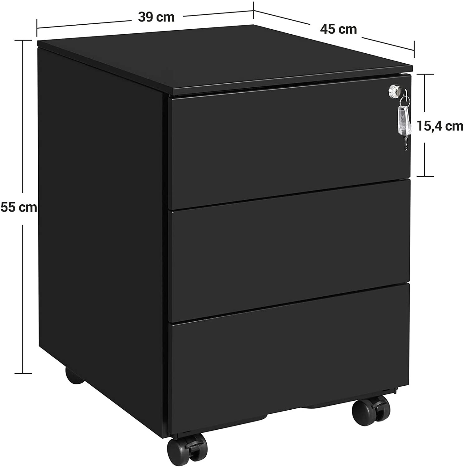 Lockable Steel Cabinet