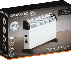 Daewoo Convection Heater